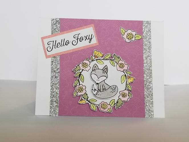 June SOTM card